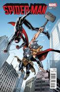 Spider-Man Vol 2 1 Bagley Variant