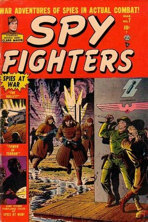 Spy Fighters Vol 1 7