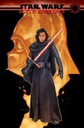 Star Wars Age of Resistance - Kylo Ren Vol 1 1 Textless