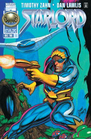 Starlord Vol 1 1