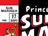 Sub-Mariner Vol 1 17