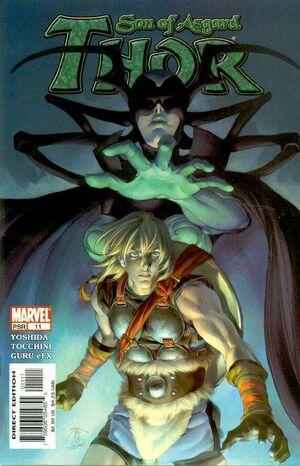 Thor Son of Asgard Vol 1 11