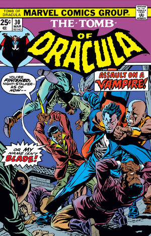 Tomb of Dracula Vol 1 30