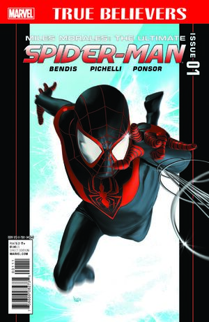 True Believers Miles Morales Vol 1 1