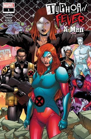 Typhoid Fever X-Men Vol 1 1