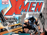 Uncanny X-Men Vol 1 436