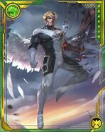 Warren Worthington III (Earth-616) from Marvel War of Heroes 010
