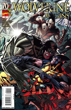 Wolverine Origins Vol 1 32