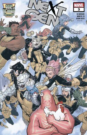 Age of X-Man Nextgen Vol 1 3