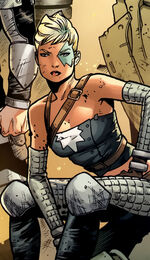 Alison Blaire (Earth-11326) from Age of X Alpha Vol 1 1 0002