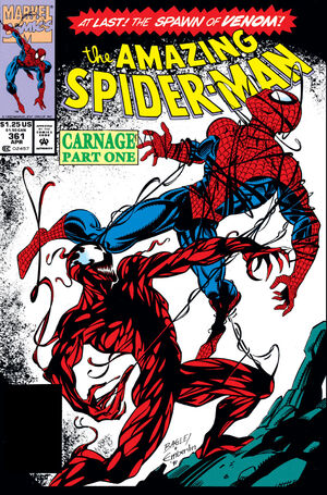Amazing Spider-Man Vol 1 361