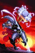 Astonishing Thor Vol 1 3 Textless