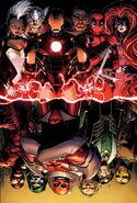 Avengers & X-Men AXIS Vol 1 5 Textless
