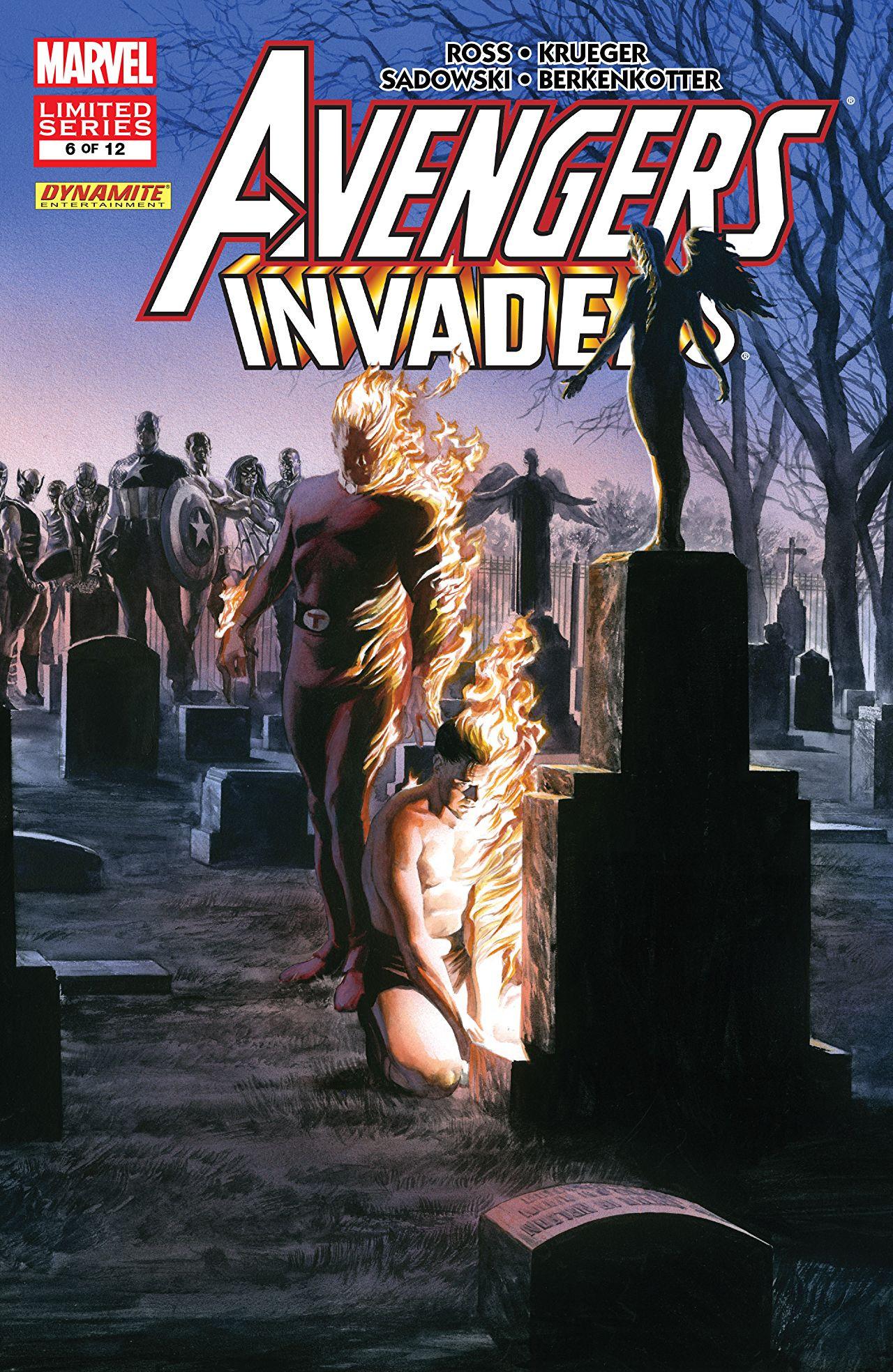 Avengers Invaders Vol 1 6