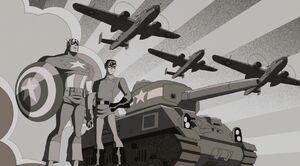 Avengers Micro Episodes Captain America Season 1 1
