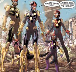 Bakian Clan (Earth-94241) from Infinity Gauntlet Vol 2 2 001
