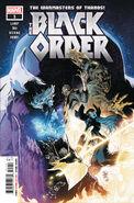 Black Order Vol 1 1