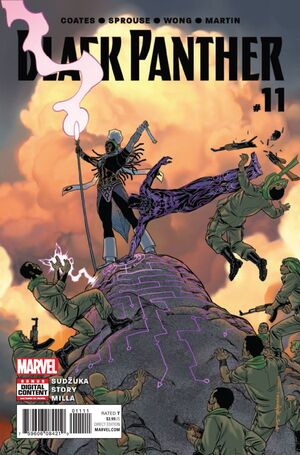 Black Panther Vol 6 11