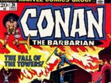 Conan the Barbarian Vol 1 26