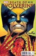 Death of Wolverine Vol 1 1 Hastings Exclusive Variant