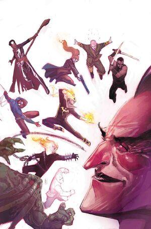 Doctor Strange Damnation Vol 1 2 Textless