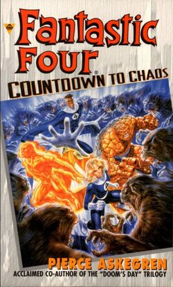 Fantastic Four Countdown To Chaos