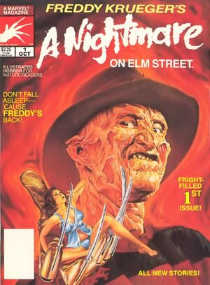 Freddy Krueger's A Nightmare on Elm Street Vol 1 1
