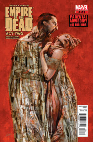 George Romero's Empire of the Dead Act Two Vol 1 4