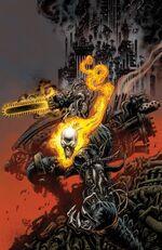 Ghost Rider 2099 Vol 2 1 Hotz Variant Textless