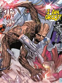Groot (Earth-199999) from Marvel's Guardians of the Galaxy Prelude Vol 1 2