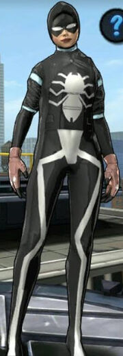 Hunter Araña (Anya Corazon) from Spider-Man Unlimited (video game) 0001