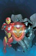 Invincible Iron Man Vol 1 595 Textless