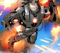 James Rhodes (Earth-616) from Invincible Iron Man Vol 1 513 001