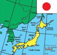 Japan from Marvel Atlas Vol 1 1 0001