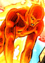 Jonathan Storm (Earth-71016) from The Last Fantastic Four Story Vol 1 1 0001