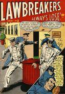 Lawbreakers Always Lose Vol 1 3