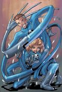 Marvel Age Fantastic Four Vol 1 2 Textless