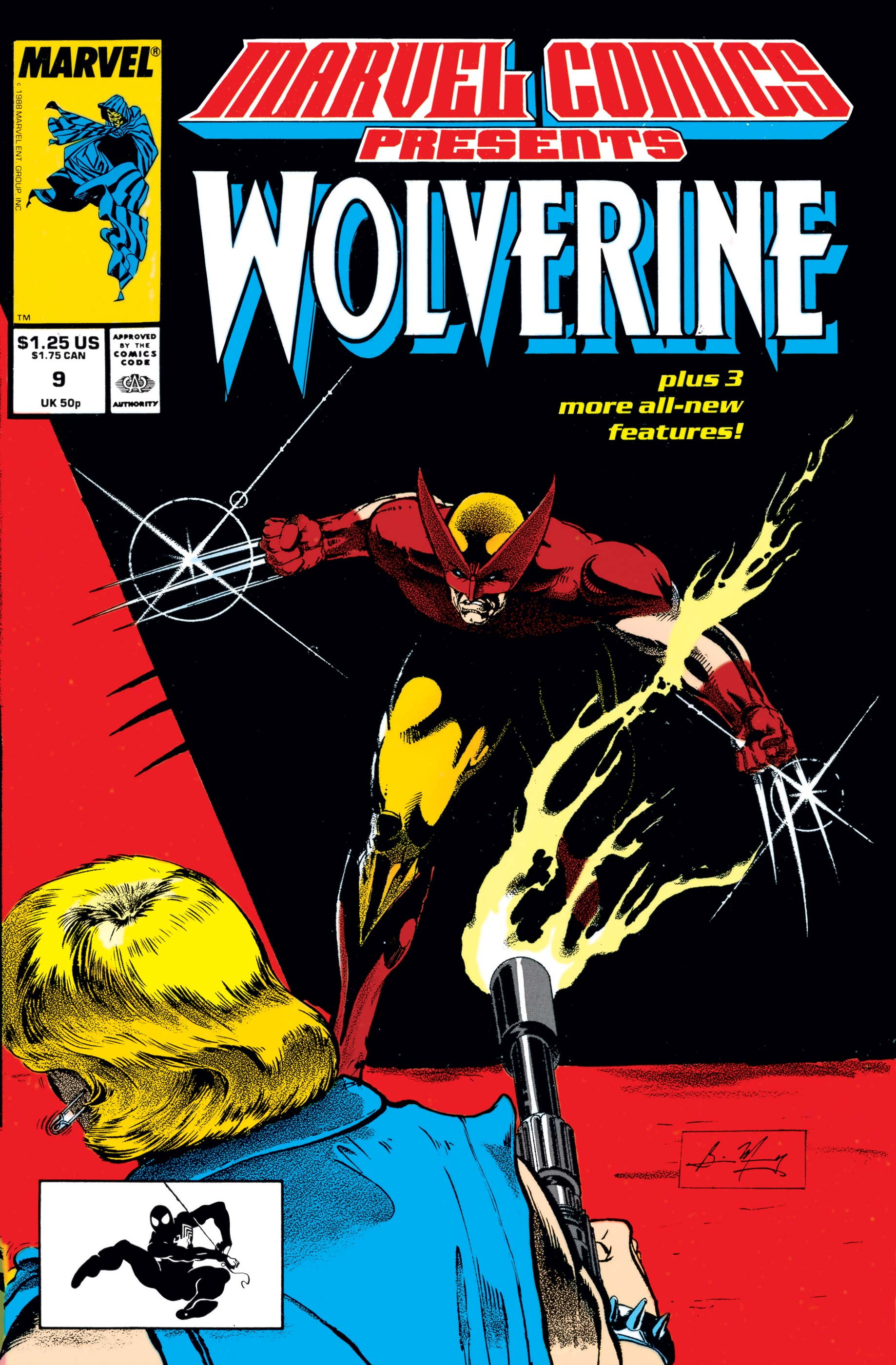 Marvel Comics Presents Vol 1 9