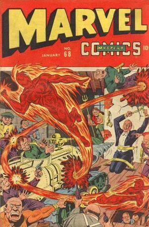 Marvel Mystery Comics Vol 1 68