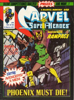 Marvel Super-Heroes (UK) Vol 1 393