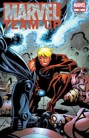 Marvel Team-Up Vol 3 24