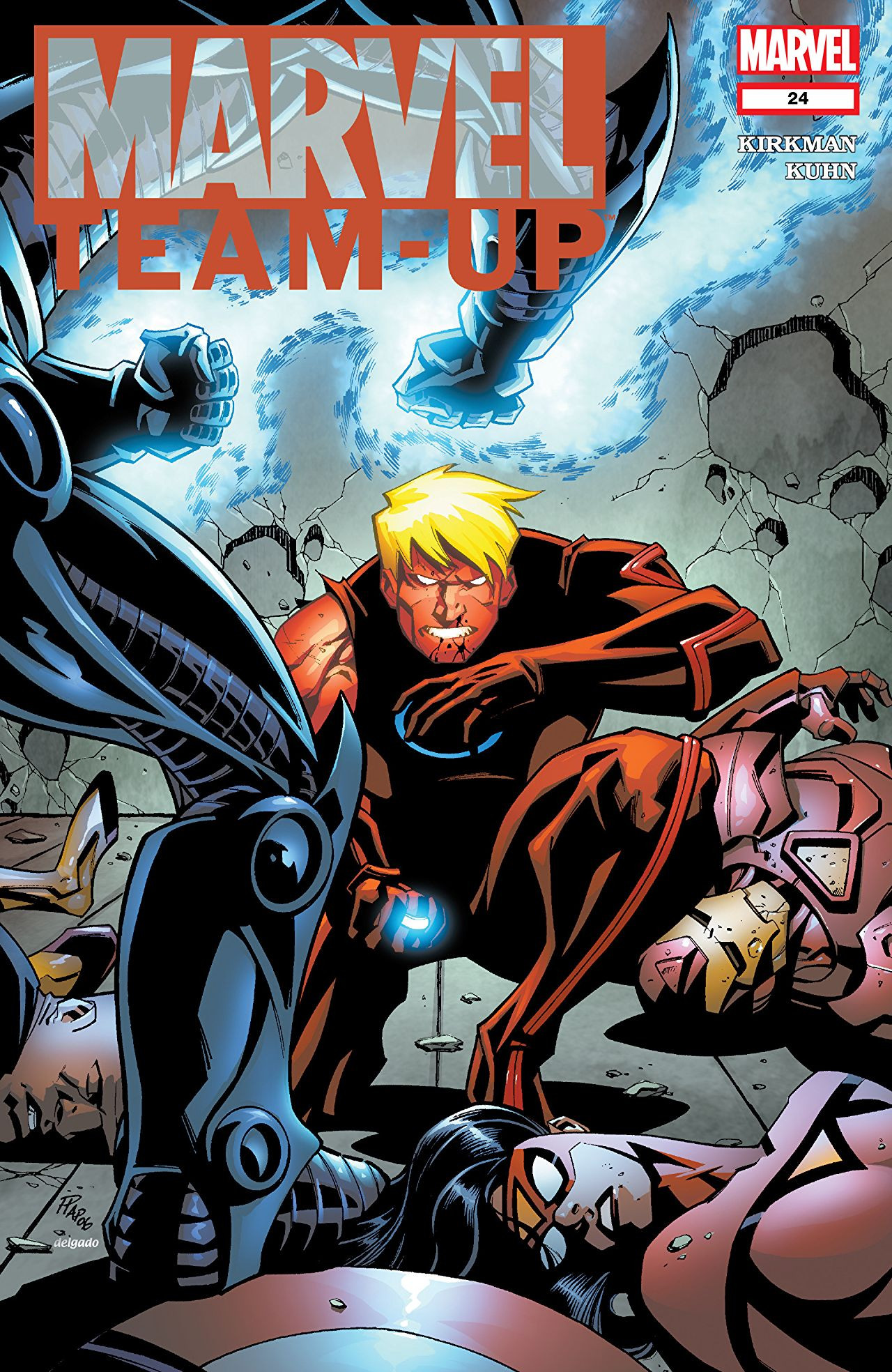 Marvel Team-Up Vol 3 24