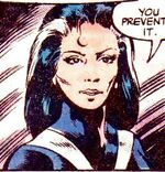 Mia Lessing (Earth-616) from Master of Kung Fu Vol 1 107 0001