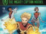 Mighty Captain Marvel Vol 1 8