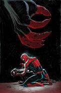 Miles Morales Ultimate Spider-Man Vol 1 5 Textless
