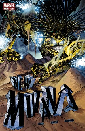 New Mutants Vol 3 5