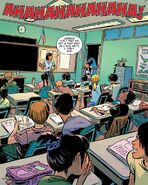 Public School 20 Anna Silver from Moon Girl and Devil Dinosaur Vol 1 1 001