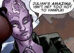 Roxanne Washington (Earth-11326) from X-Men Legacy Vol 1 245 0001