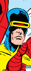 Scott Summers (Earth-80219) from What If? Vol 1 19 0001