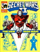 Secret Wars II (UK) Vol 1 52